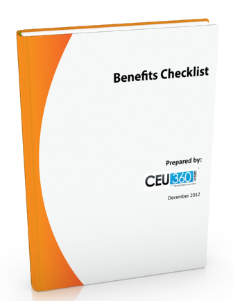 Benefits Checklist