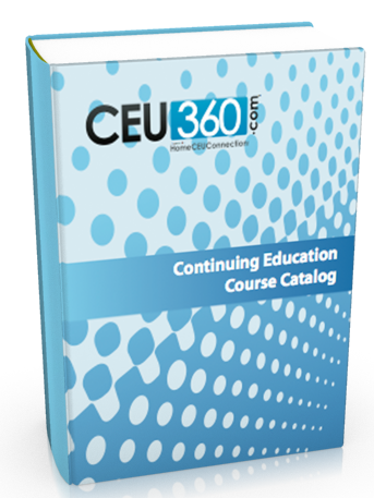 Continuing Education (CEU) Course Catalog