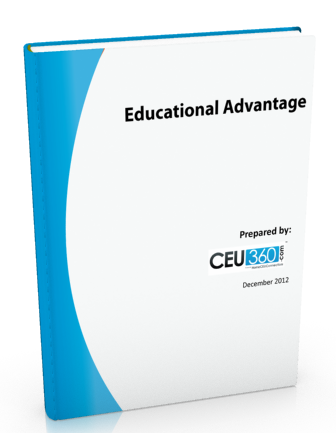 CEU360.com Educational Advantage