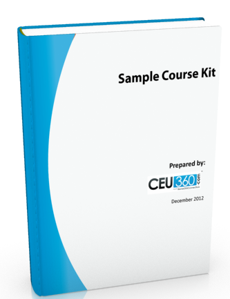 Sample Course Kit