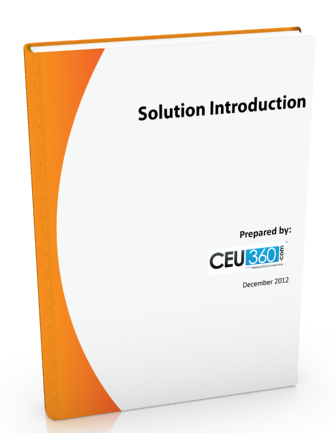 CEU360.com Solution Introduction